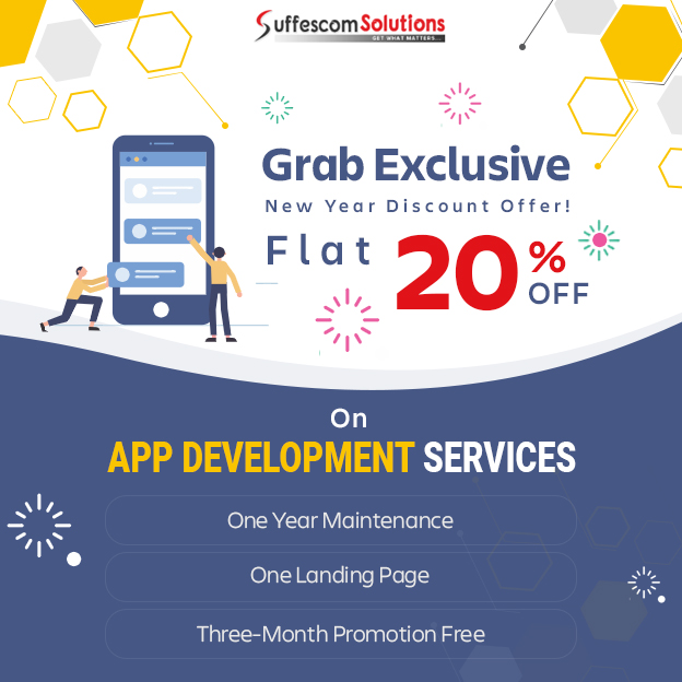 New Year Offer For Mobile & Web Development Services