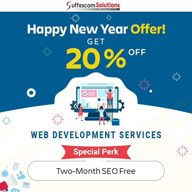 New Year Offer for Web Development Services